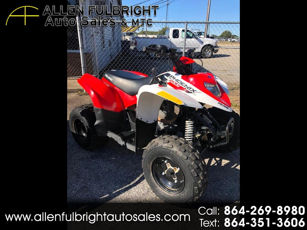 2011 Polaris ATV