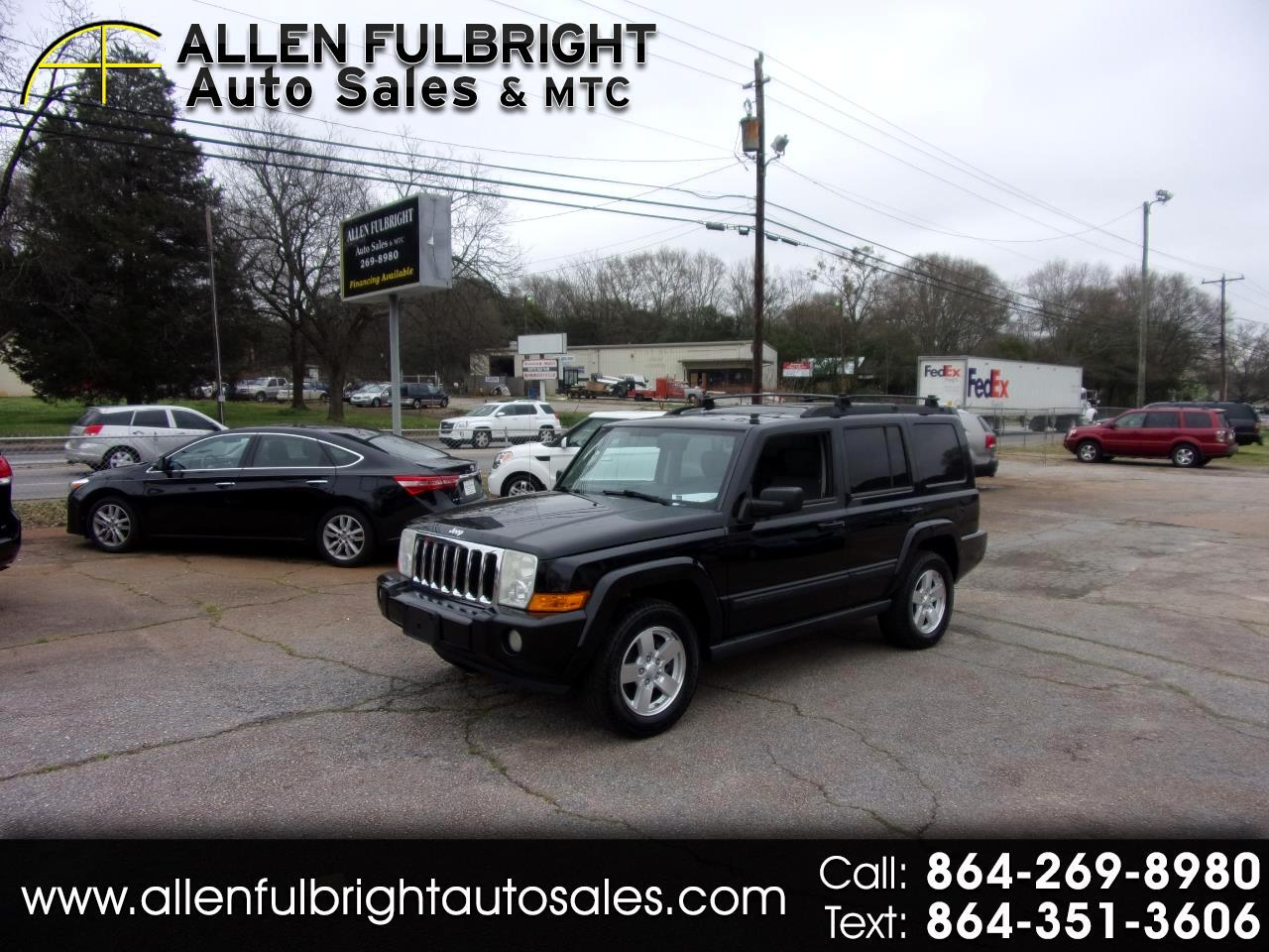 Jeep Commander Sport 2WD 2007