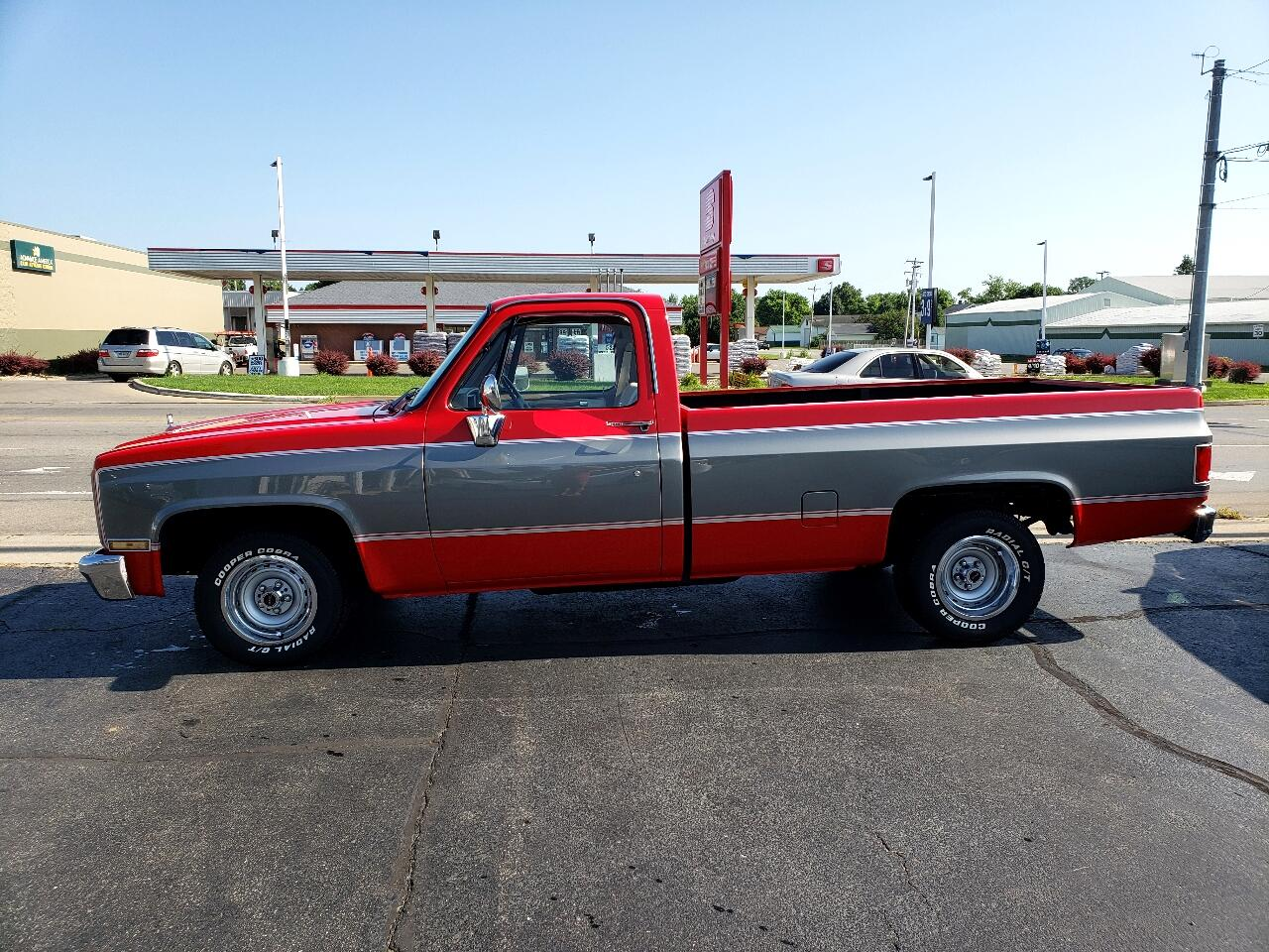 1986 GMC C/K 1500 Regular Cab 2WD
