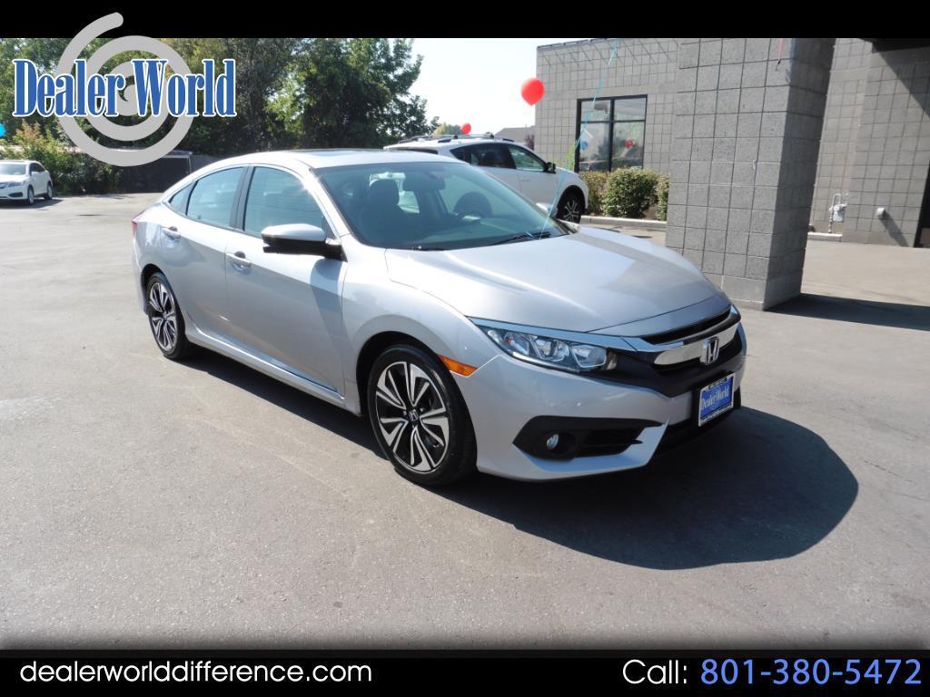2017 Honda Civic EX-TL Sedan CVT