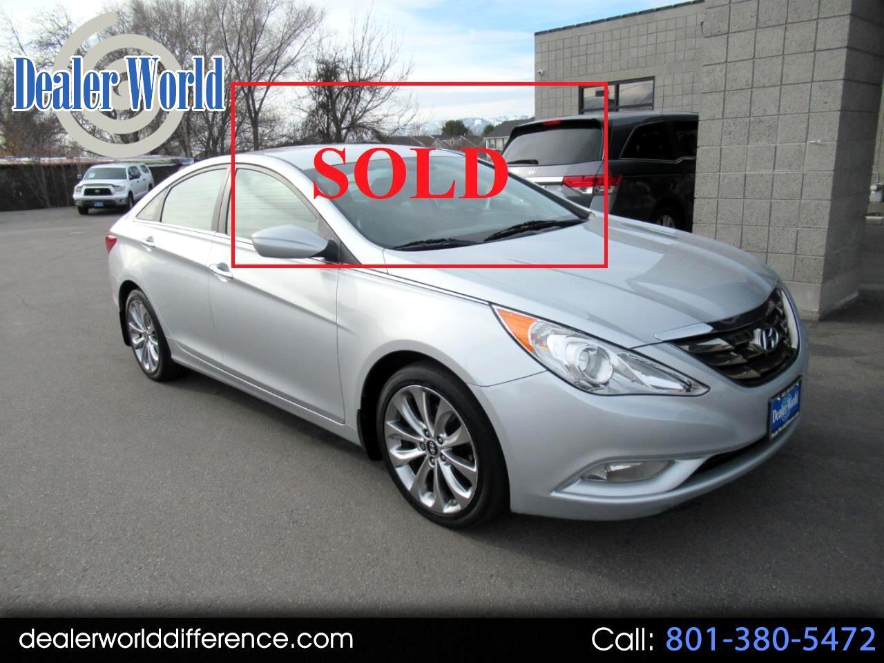 Hyundai Sonata Limited Auto 2013