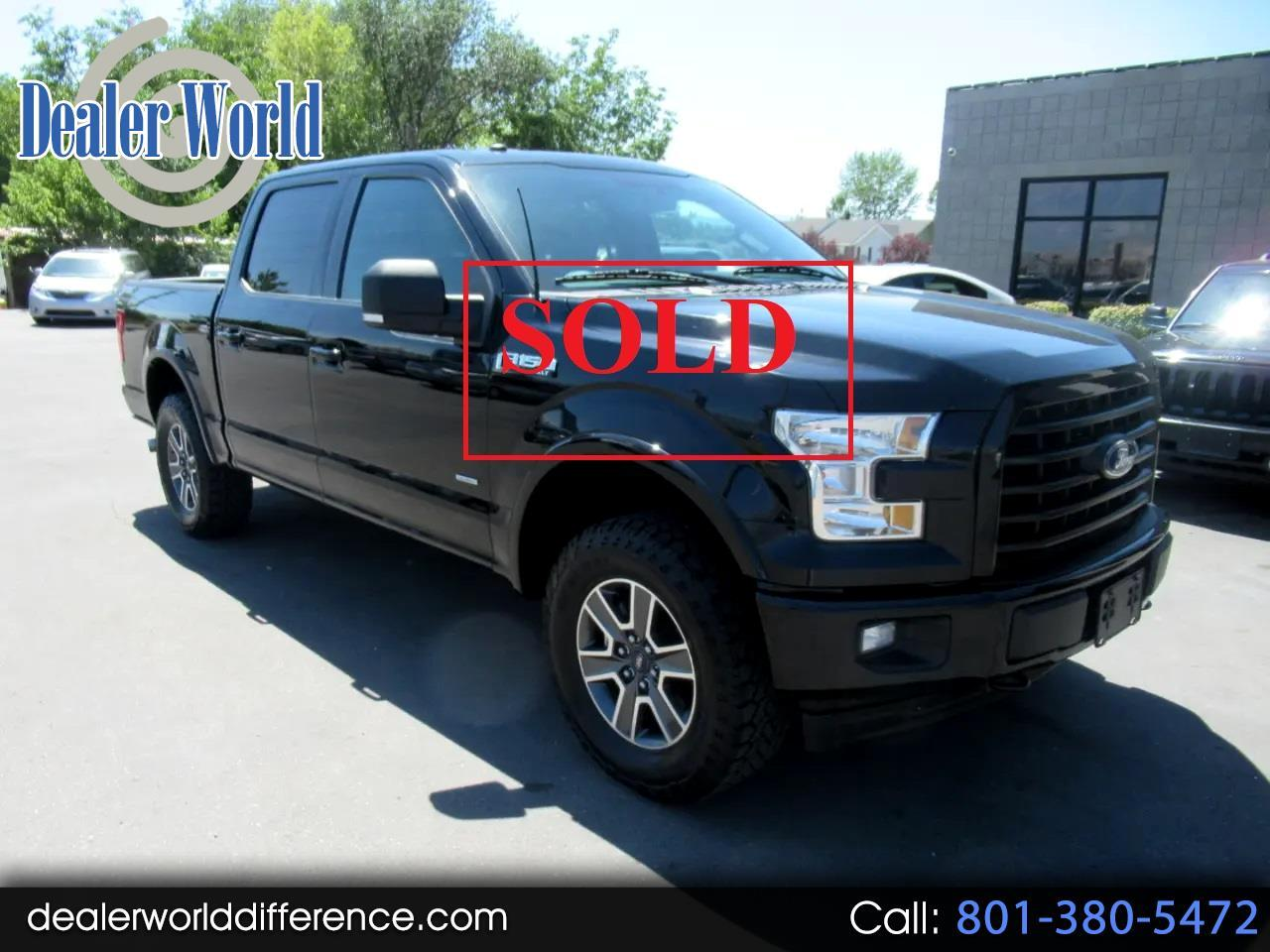 Ford F-150 XLT 4WD 2017