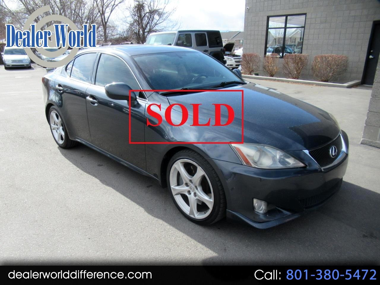 Lexus IS IS 350 2007