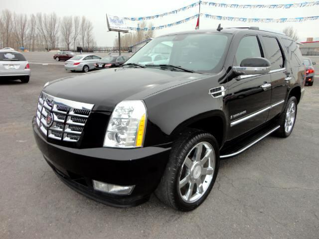 2008 Cadillac Escalade AWD Luxury