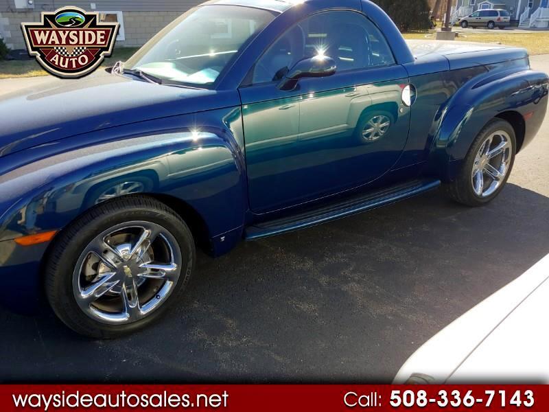 Chevrolet SSR Base 2006