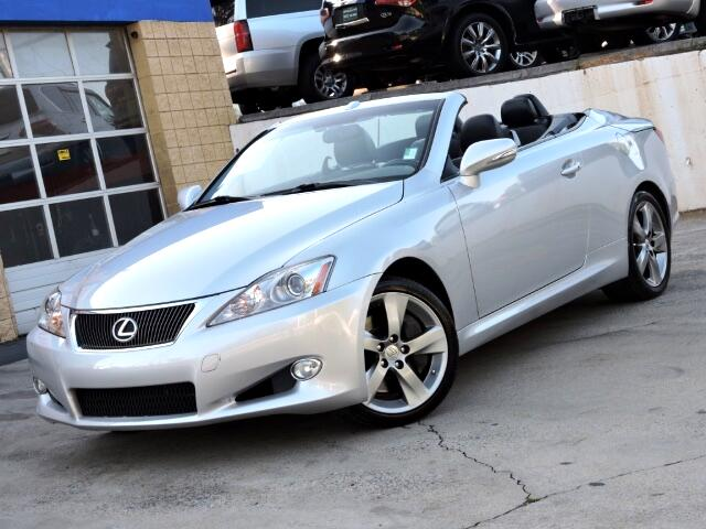 2010 Lexus IS C IS 350C