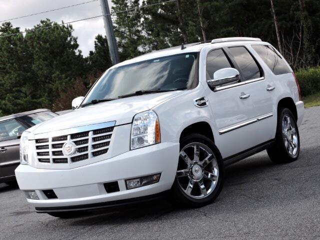 2011 Cadillac Escalade Luxury 4WD