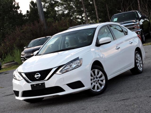 2017 Nissan Sentra 4dr Sdn 1.8 S Auto ULEV