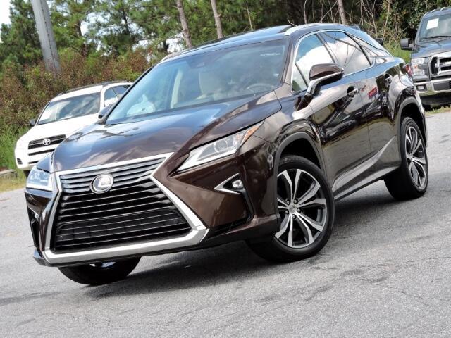 2016 Lexus RX 350 Premium Plus
