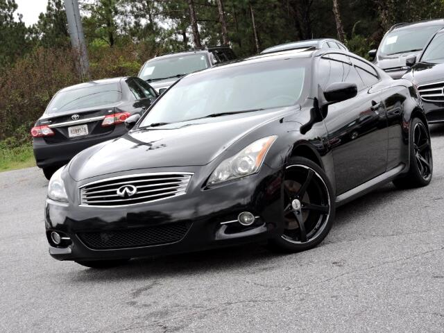 2012 Infiniti G Coupe Sport A/T