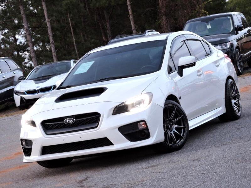 2016 Subaru WRX Premium Manual