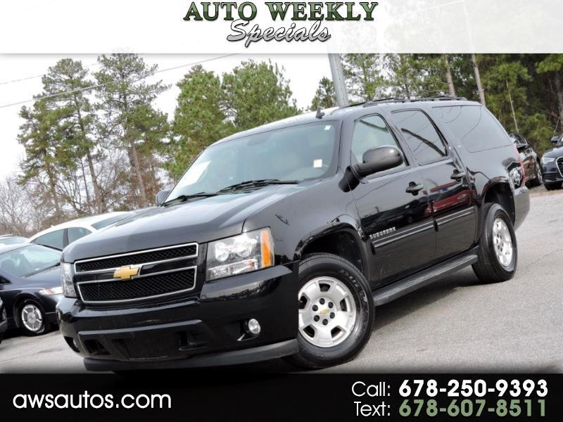 2013 Chevrolet Suburban 2WD 4dr 1500 LT