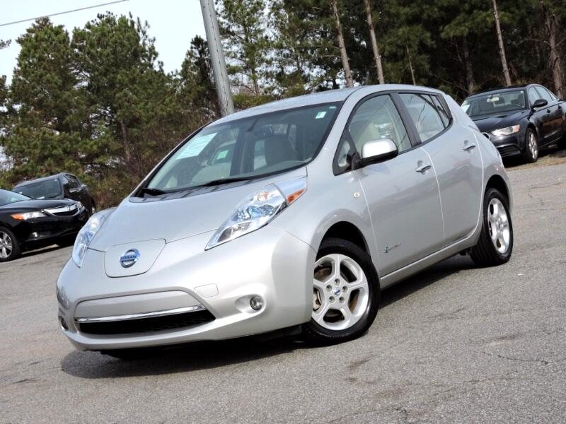 2012 Nissan Leaf SL