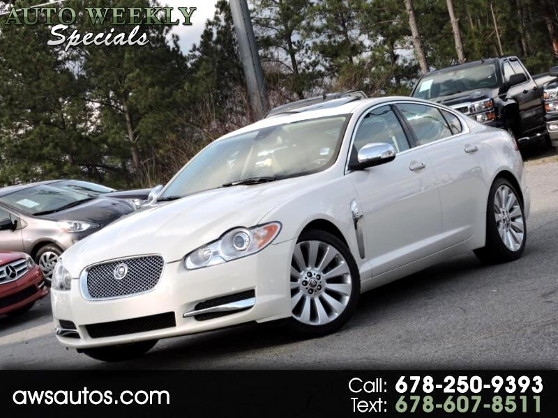 2009 Jaguar XF-Series 4dr Sdn Premium Luxury
