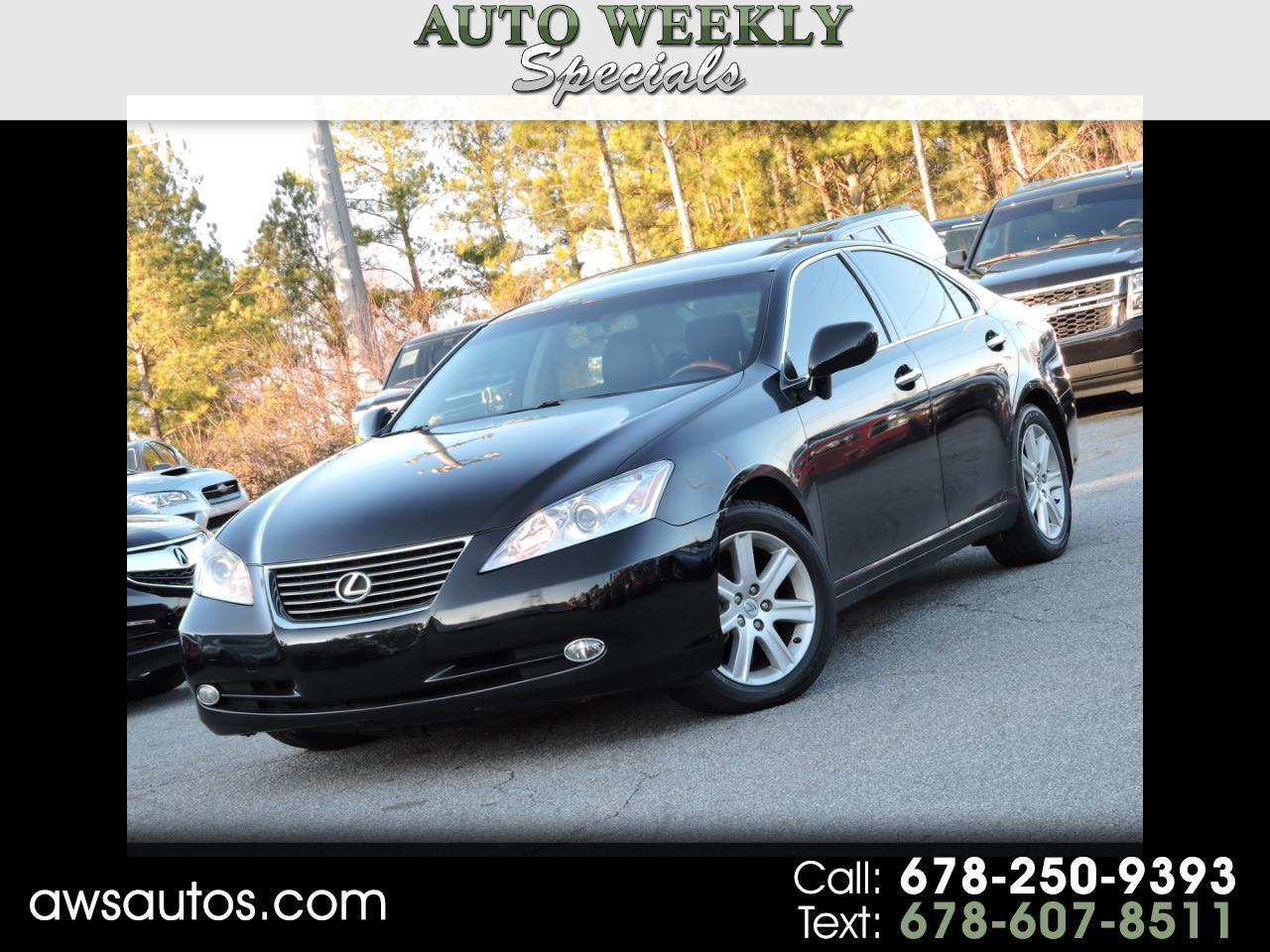 2007 Lexus ES 350 Premium Plus