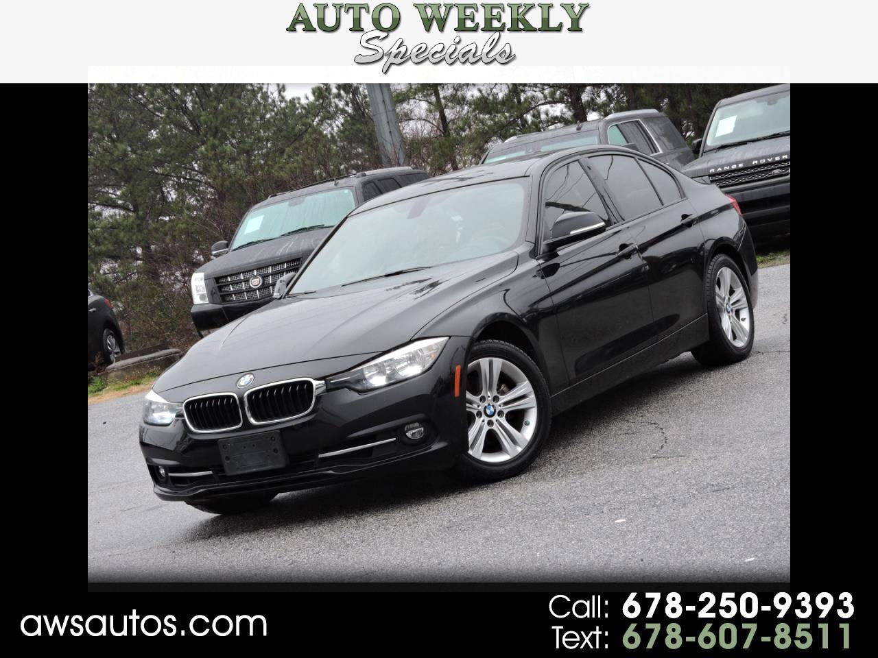 2016 BMW 3 Series 328i 4dr Sdn