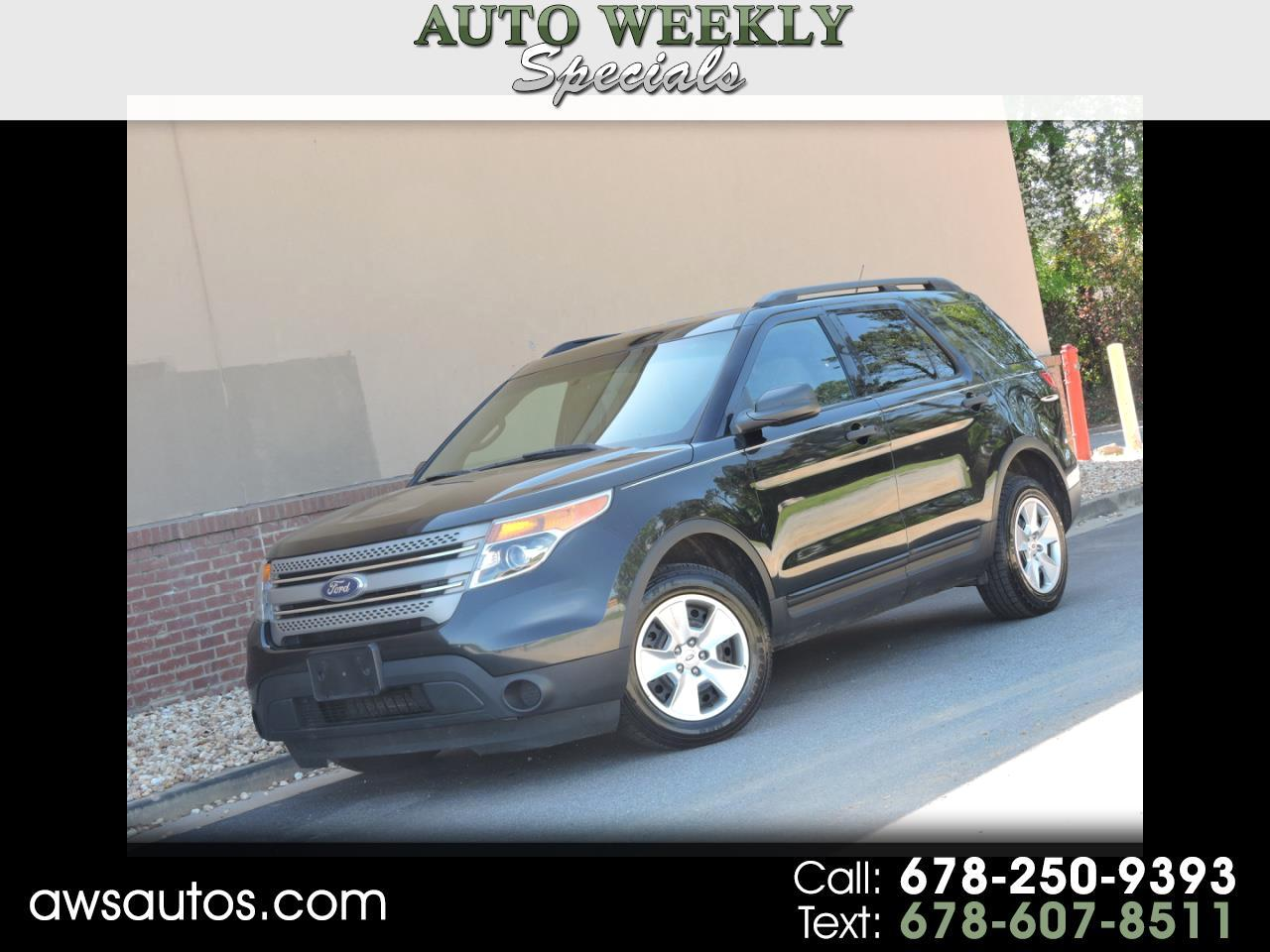 2011 Ford Explorer FWD 4dr Base