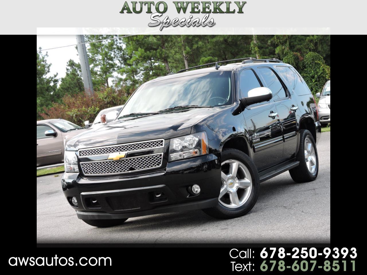 2013 Chevrolet Tahoe 2WD 4dr 1500 LT