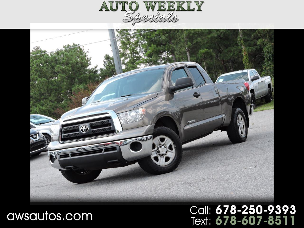 2011 Toyota Tundra 4WD Truck Dbl 4.6L V8 6-Spd AT (Natl)
