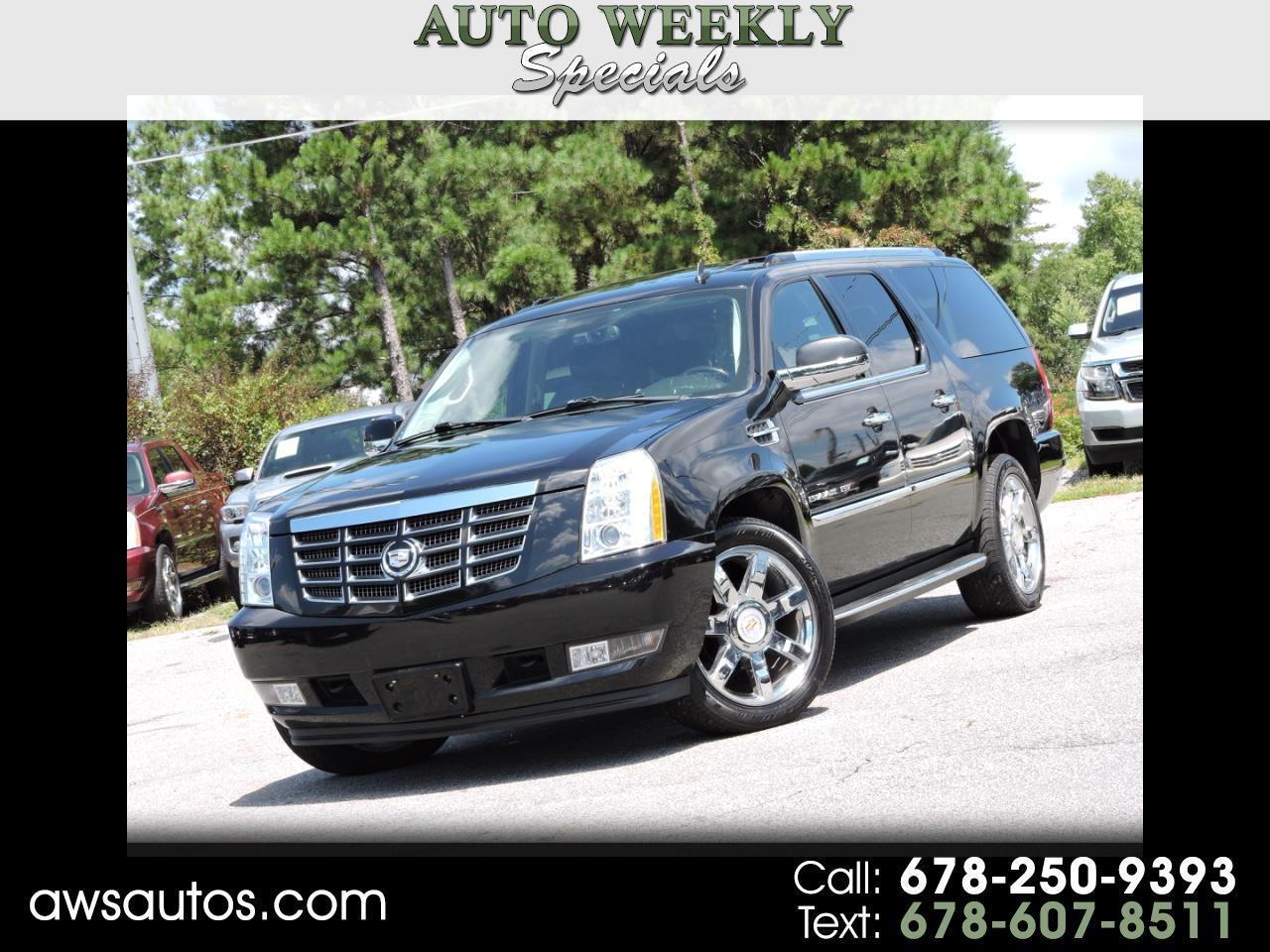 2010 Cadillac Escalade ESV AWD 4dr Luxury