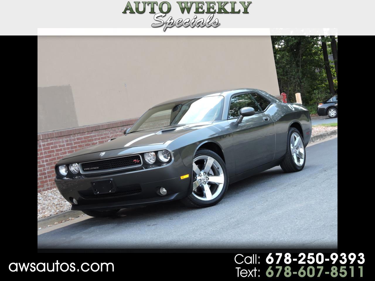 2009 Dodge Challenger 2dr Cpe R/T
