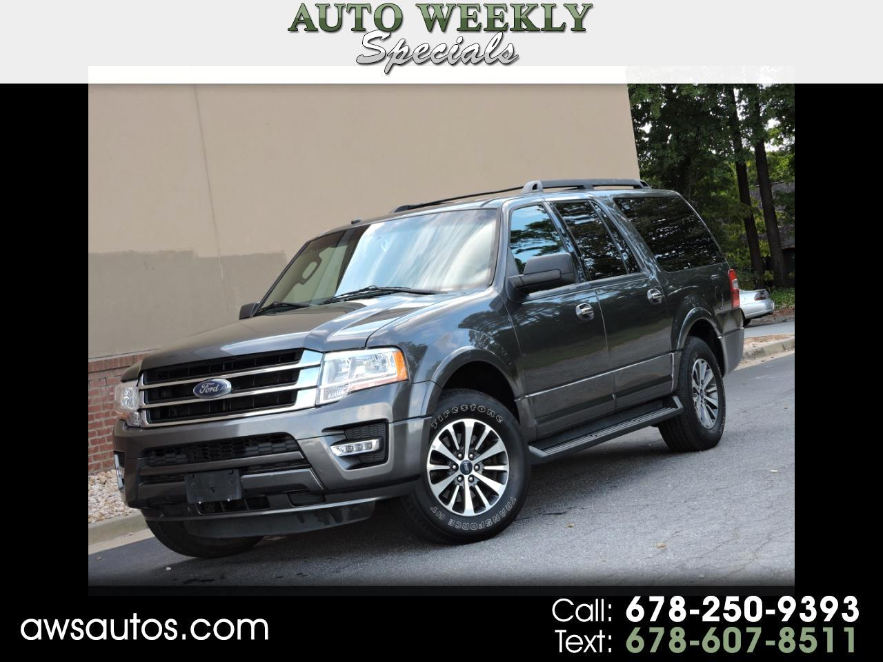 2017 Ford Expedition EL EL XLT 2WD