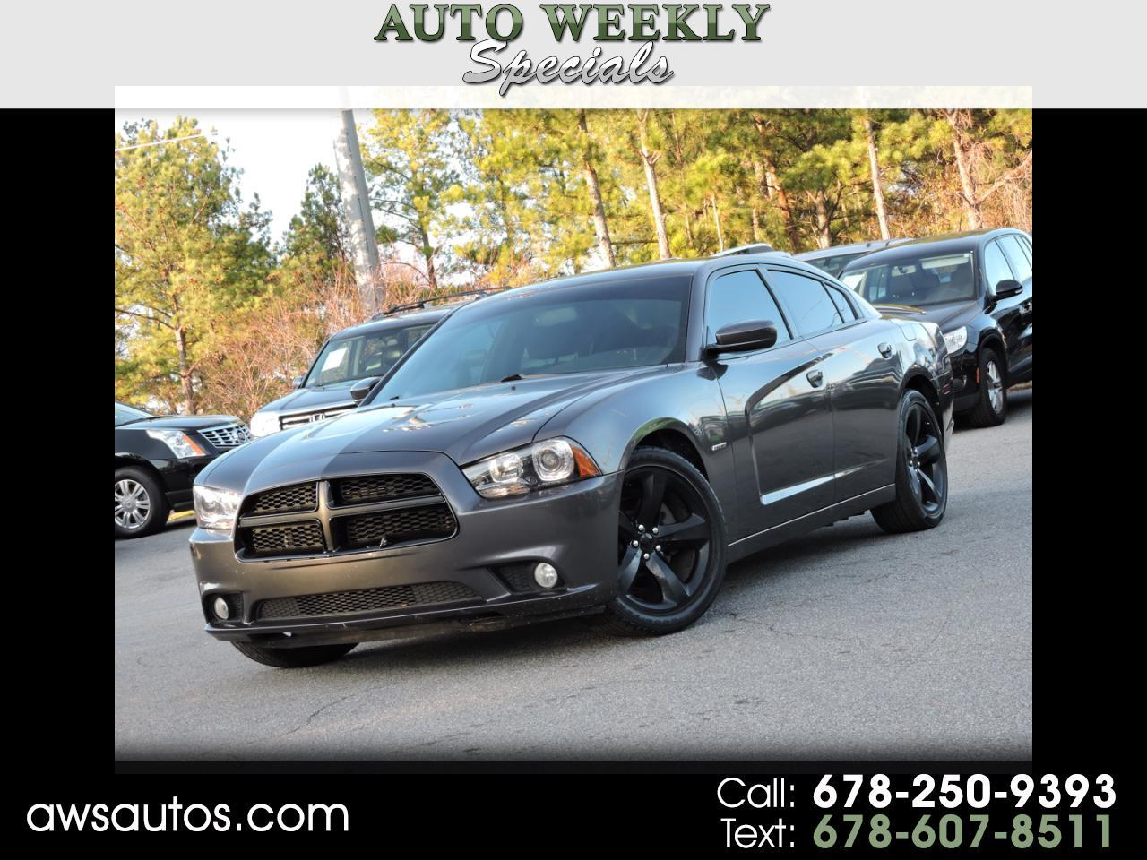 2014 Dodge Charger Rt For Sale >> Used 2014 Dodge Charger 4dr Sdn Rt Rwd For Sale In Marietta