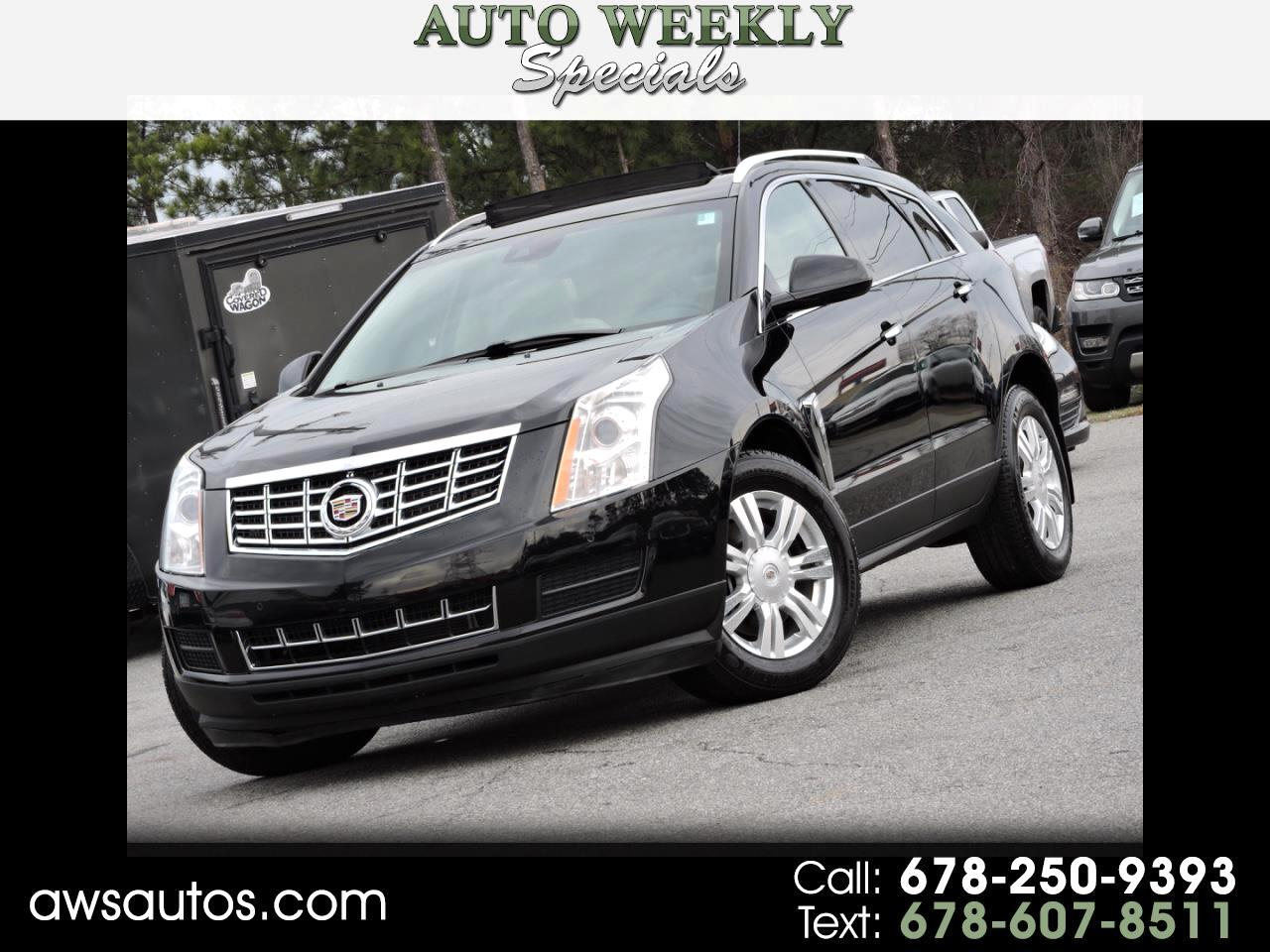 Cadillac SRX FWD 4dr Luxury Collection 2013