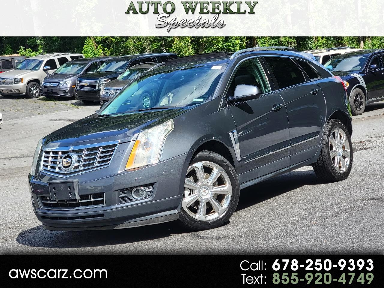 Cadillac SRX FWD 4dr Performance Collection 2013