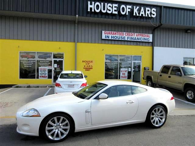 2008 Jaguar XK-Series XK Coupe