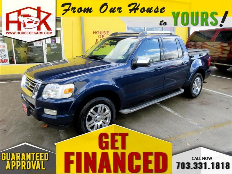 2008 Ford Explorer Sport Trac Limited 4.0L 4WD