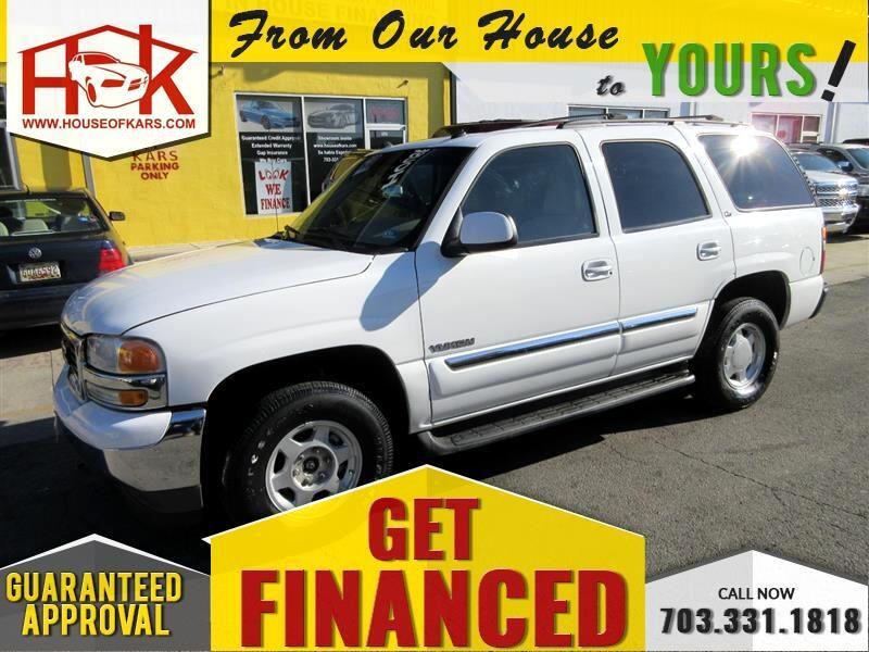 2005 GMC Yukon 4dr 1500 4WD SLT