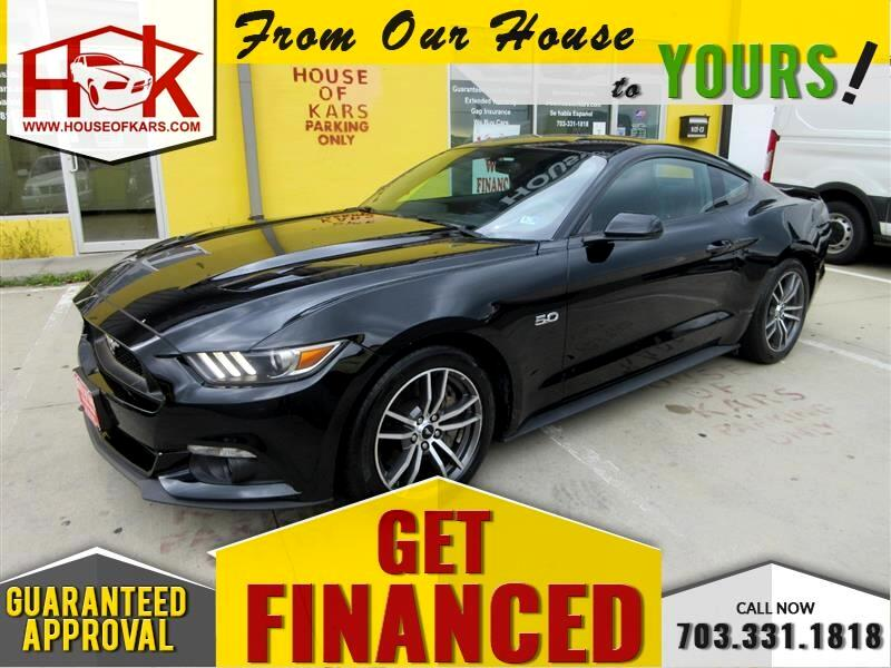 Ford Mustang 2dr Fastback GT 2015