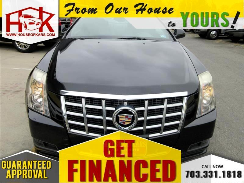 Cadillac CTS Coupe 2dr Cpe AWD 2012