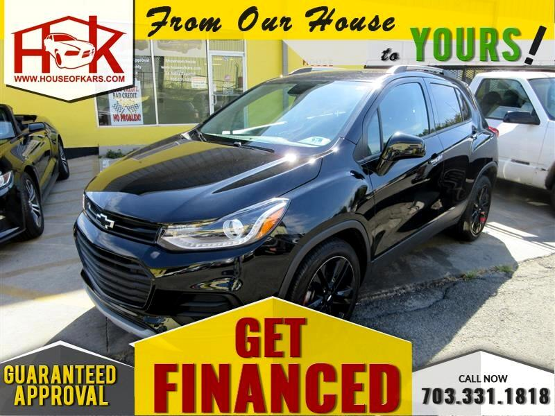 2018 Chevrolet Trax FWD 4dr LT