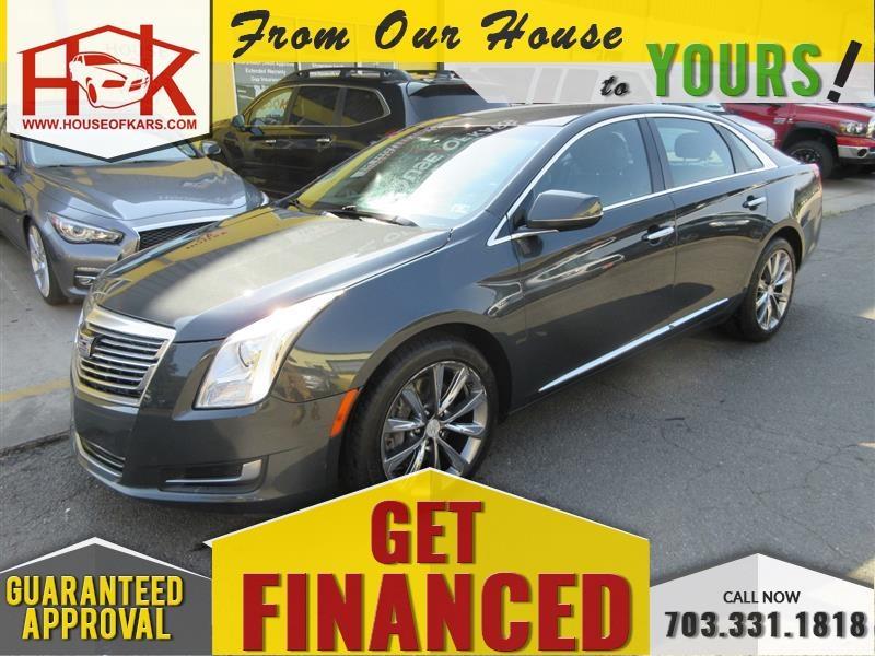 Cadillac XTS 4dr Sdn FWD 2013