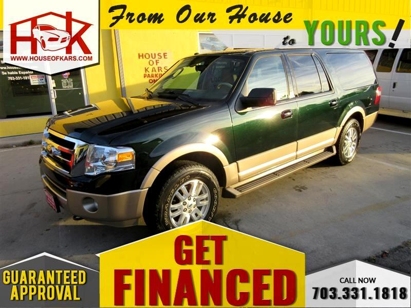 Ford Expedition EL 4WD 4dr King Ranch 2014