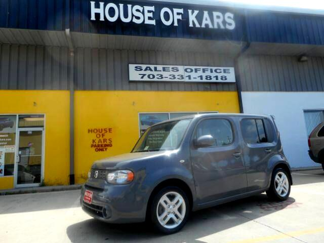 2013 Nissan Cube WITH NAVIGATION