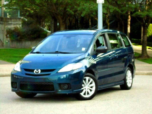 2007 Mazda MAZDA5 Sport