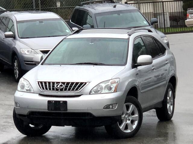 2009 Lexus RX 350 Pebble Beach Edition / Navigation