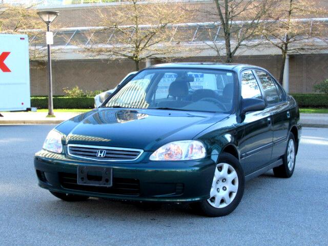 1999 Honda Civic Special Edition