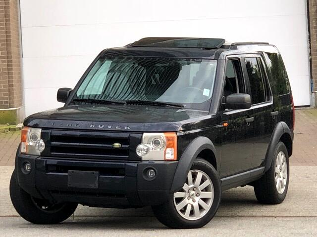 2006 Land Rover LR3 SE 7 Passengers