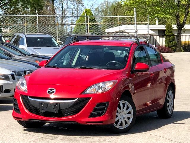 2010 Mazda MAZDA3 GS Sedan Automatic
