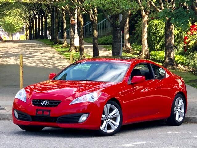 2012 Hyundai Genesis Coupe 2.0T Premium Auto