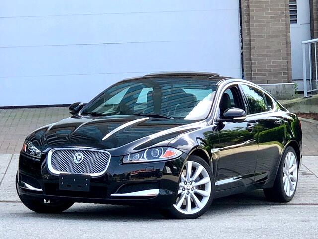 2013 Jaguar XF-Series XF 3.0 V6 Supercharged  AWD