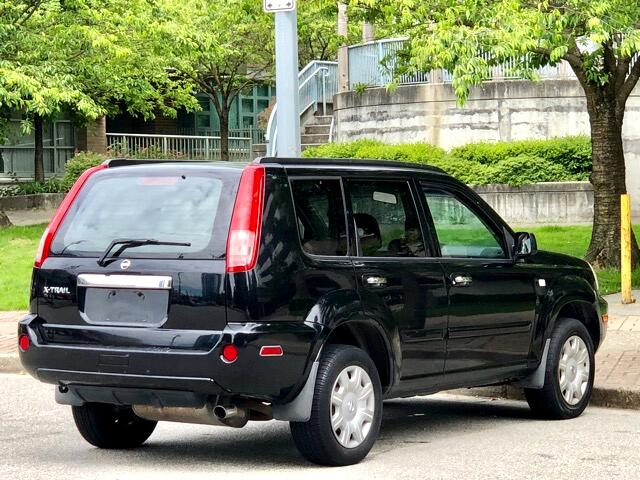 2005 Nissan X-Trail XE AWD