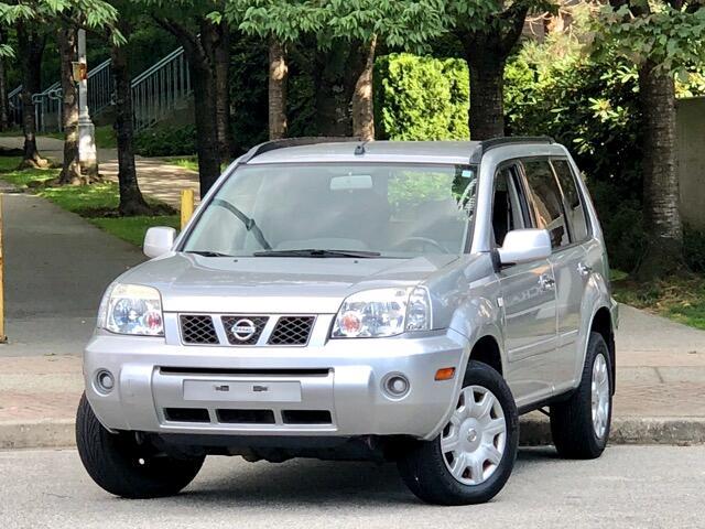 2005 Nissan X-Trail SE 2WD