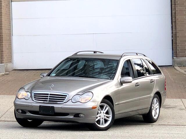 2004 Mercedes-Benz C-Class Wagon C240  4Matic