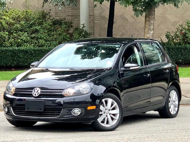2012 Volkswagen Golf 2.0L TDI  Comfortline