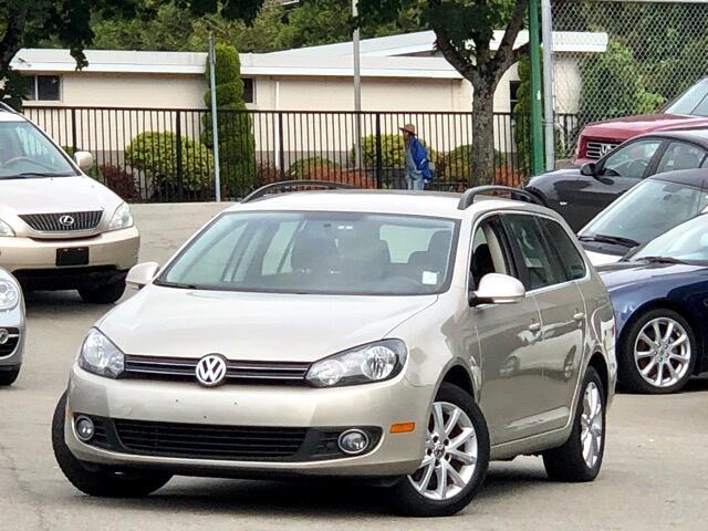 2012 Volkswagen Golf SportWagen TDI  Turbo Diesel